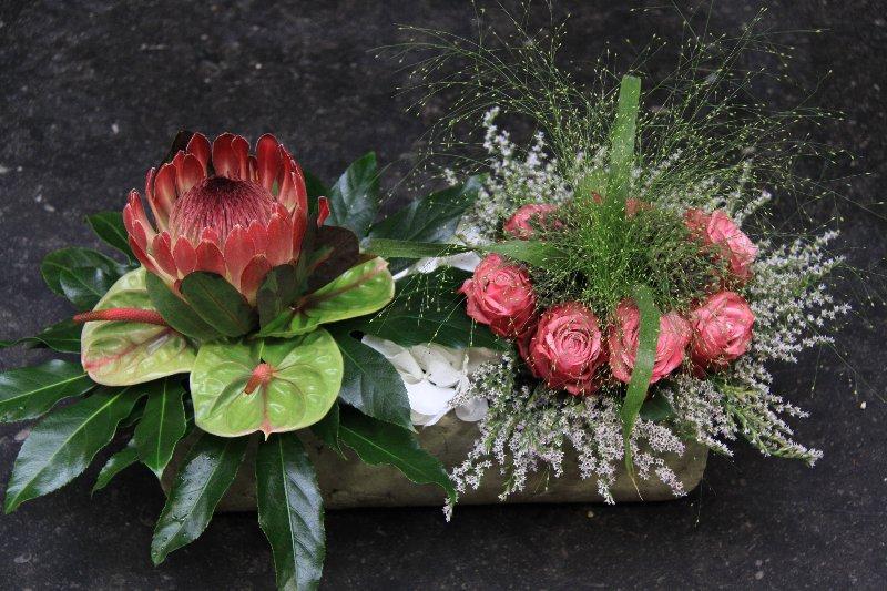 Abonnement de fleurs jettie brussel for Abonnement fleurs